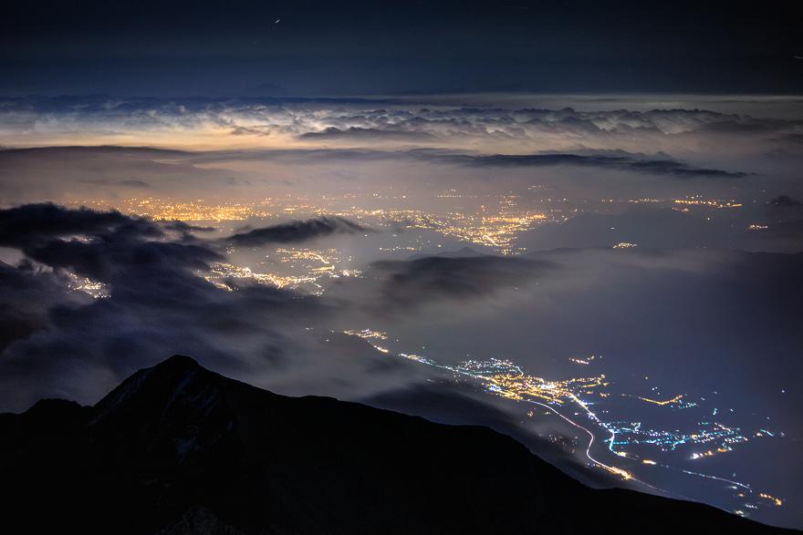 Над облаками