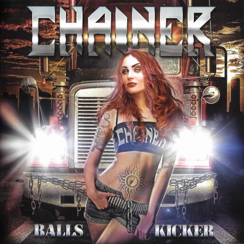 Chainer - 2017 - Balls Kicker [Hurricane Entertainment, France]