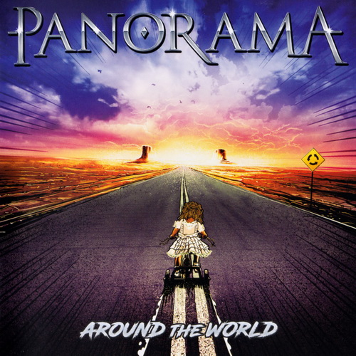Panorama - 2018 - Around The World [Rock Of Angels Rec., ROAR1801CD, EU]