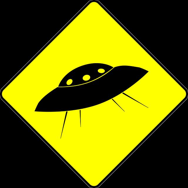 С днем уфолога и НЛО. Знак инопланетных кораблей