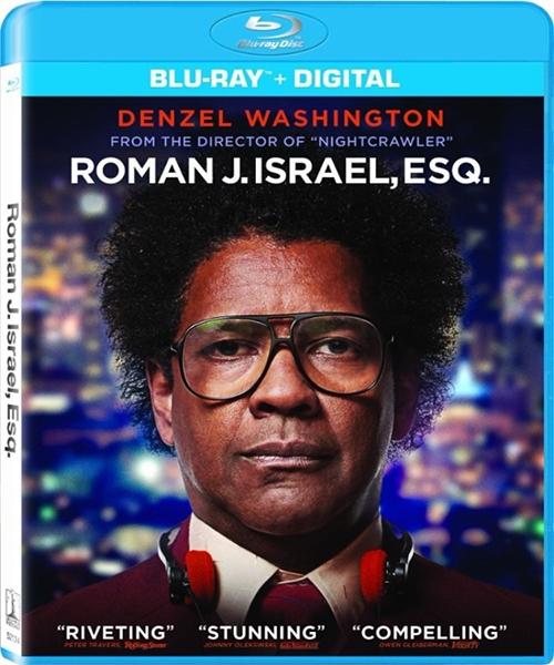 Роман Израэл, Esq. / Roman J. Israel, Esq. (2018/BDRip/HDRip)