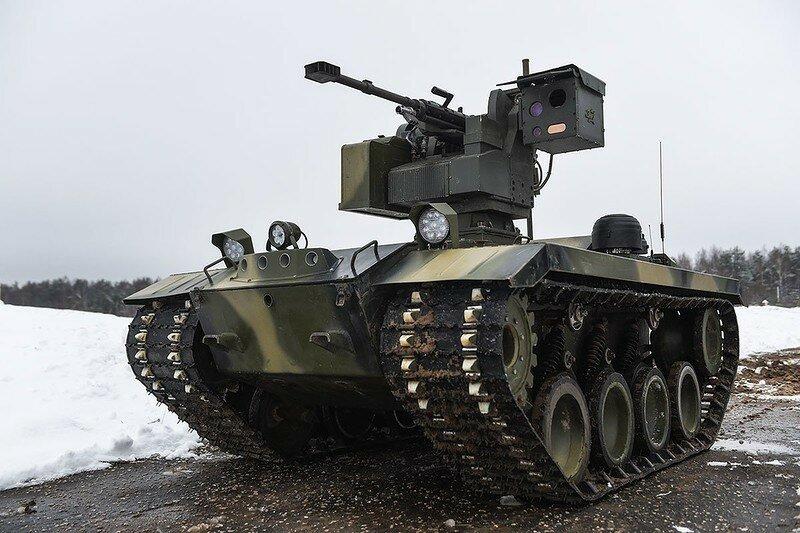 0 17f833 9aaae03f XL - Нерехта - боевой робот Красной Армии