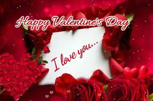 Valentines day greetings in 14 february 2018 live greeting cards valentines day beautiful wishes for everyone the most beautiful free live greeting cards for valentines m4hsunfo