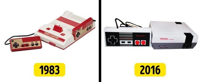 © Wikipedia Commons  © Wikipedia Commons  Восьмибитная игровая консоль Nintendo Entertai