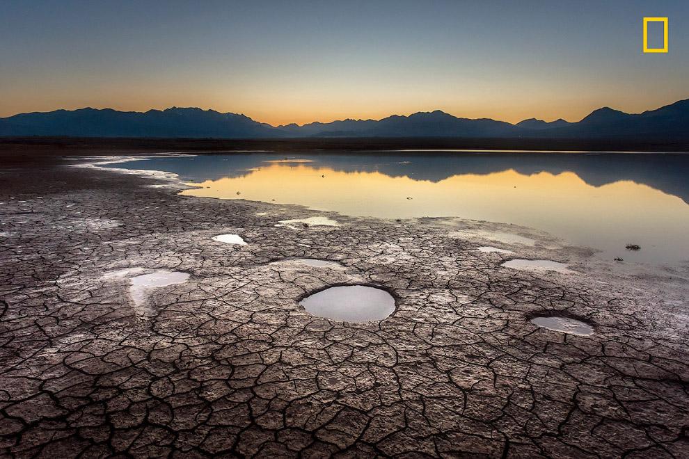 6. Буря в Национальном парке. (Фото Mark Cote | National Geographic Your Shot):