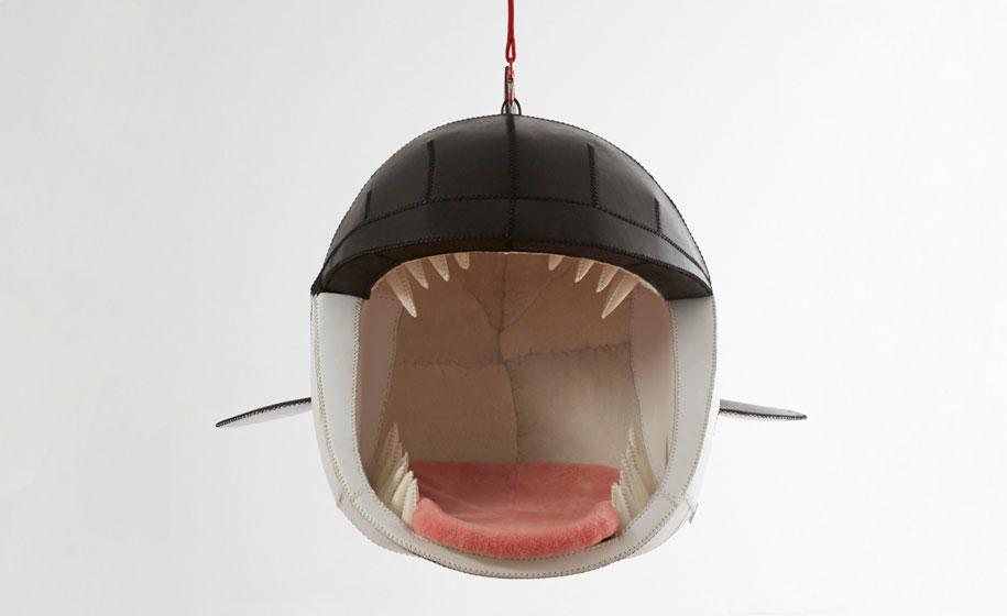 Чудо-юдо рыба-кресло (9 фото)