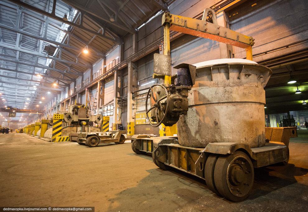 КрАЗ является  единственным в мире заводом , где используется сразу три технол