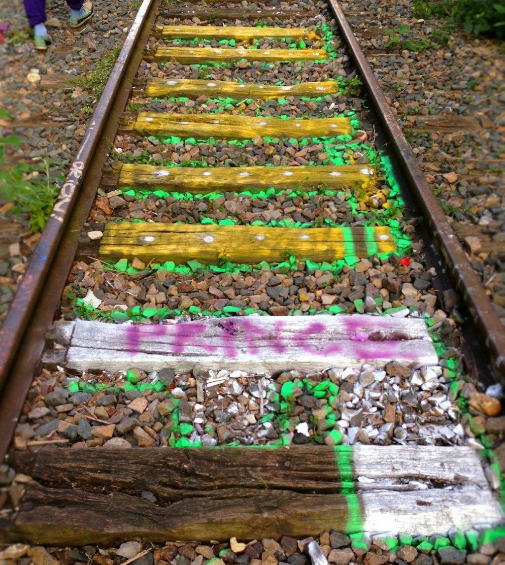 Прогулка по тайной парижской железной дороге, заброшенной с 1934 года