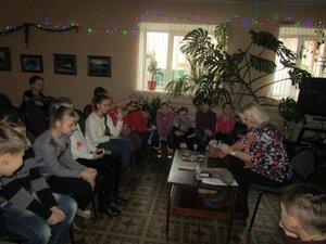 Интерактивное занятие «Рождественские посиделки»