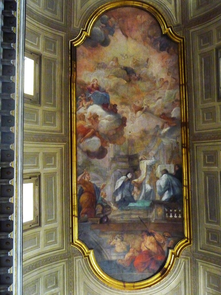 Церковь Santa Maria in Via