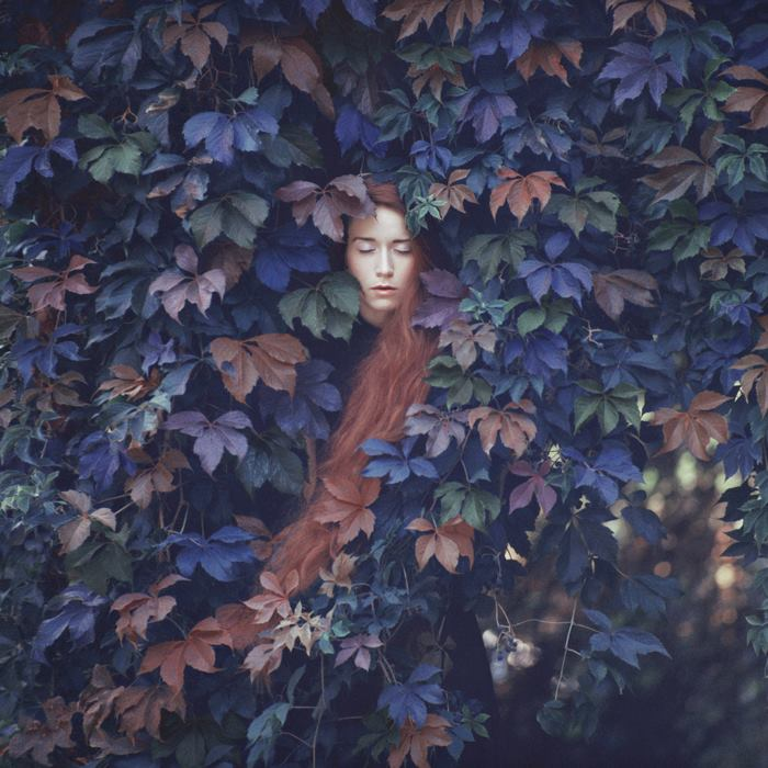 Surreal Portraits from Oleg Oprisco