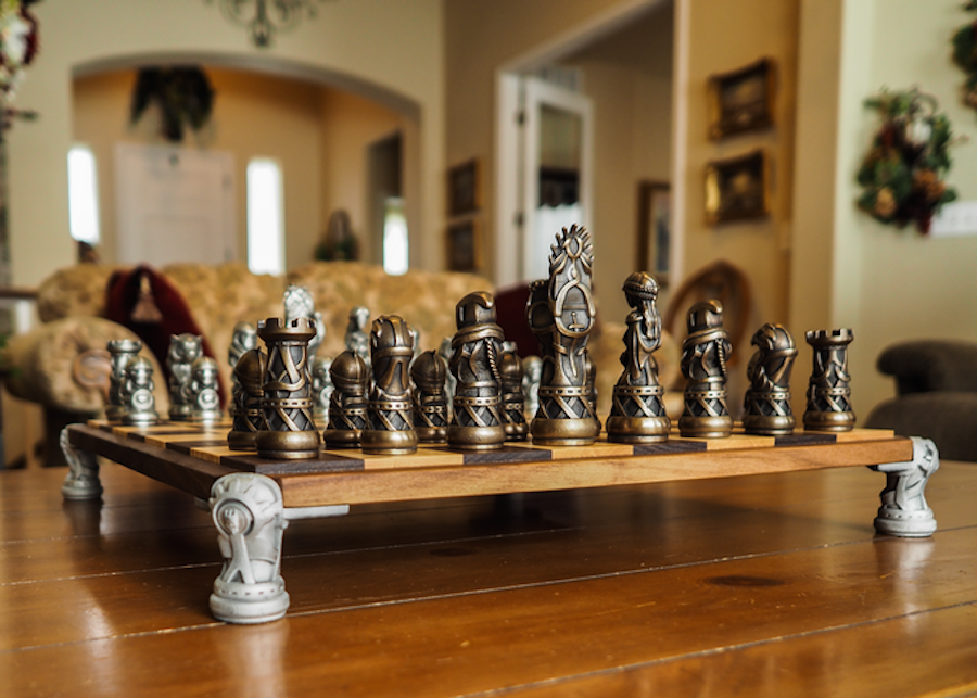 Throne of Kings Game of Chess