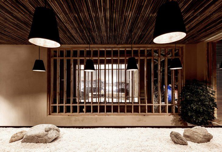 KARESANSUI by Yiduan Shanghai Interior Design