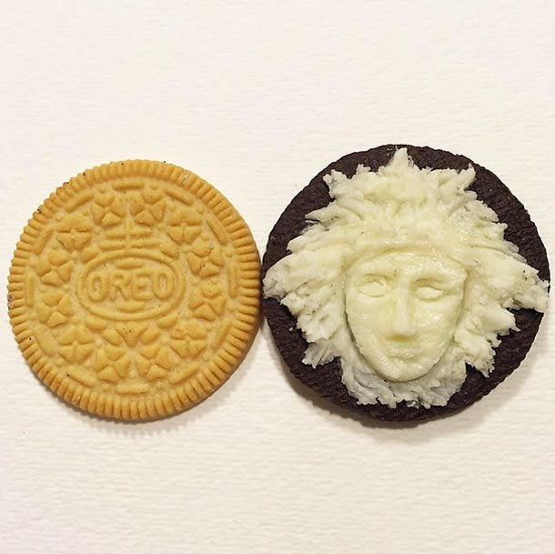 Food Art and Pop Culture – 34 creations by Tisha Cherry