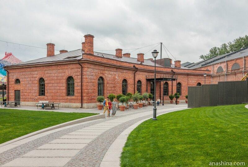 Петровская кузница (Кузня), Новая Голландия, Санкт-Петербург