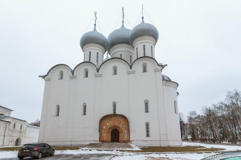 Софийский собор, Вологда