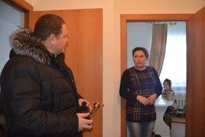 Рабочий визит заместителя Министра территориального развития Константина Суздальницкого