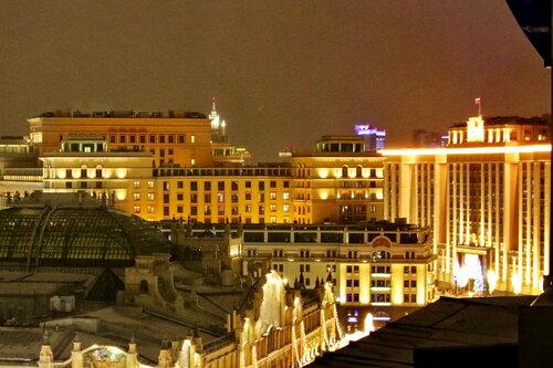 Москва без храмов