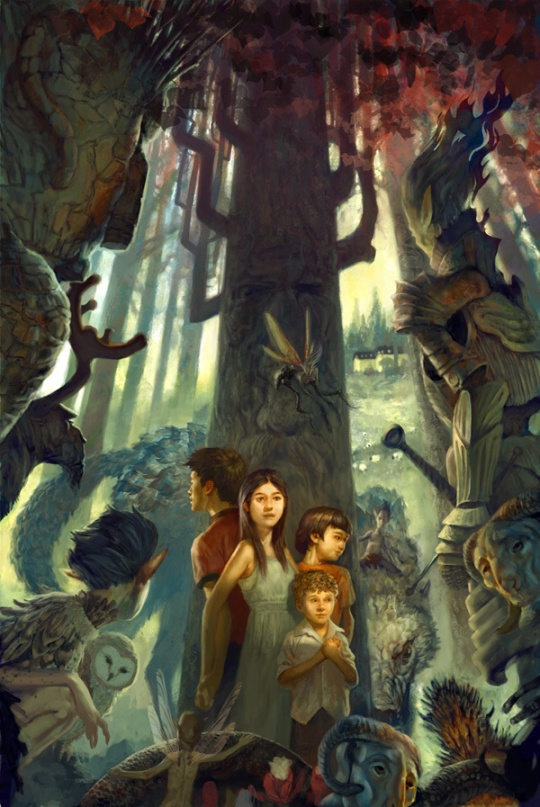 Awesome Conceptual Illustrations by Jon Foster