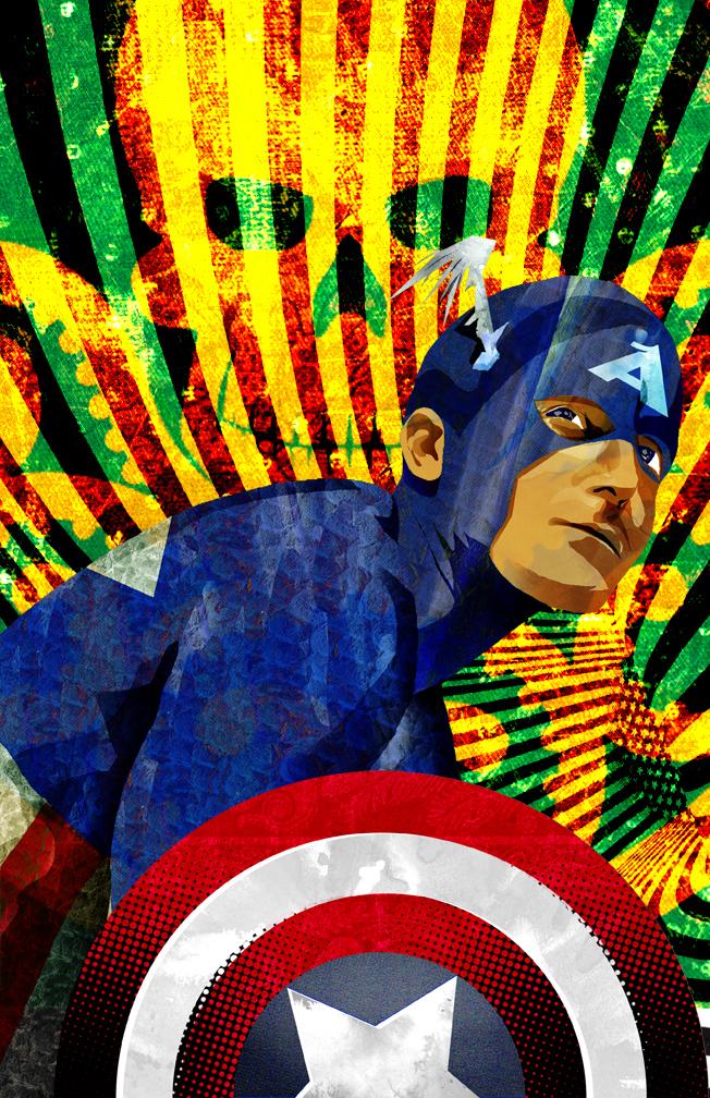 Superheroes – Sean Anderson (16 pics)