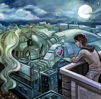 Prometheus David-8 - Miguel Delicado