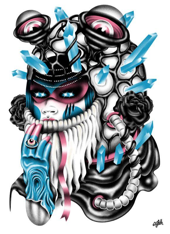 Illustrator - Grant Coghill