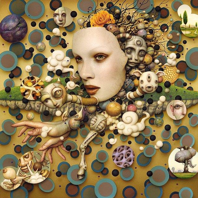 Pop Surrealist - Naoto Hattori