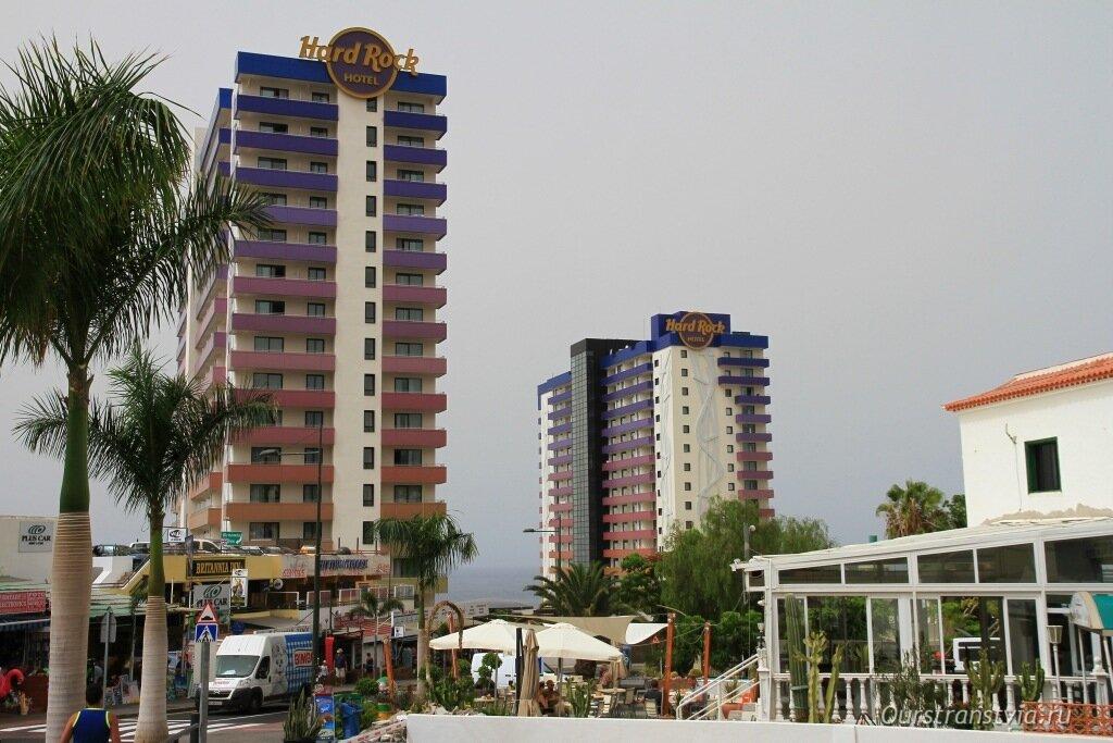Плайя Параисо, пляж Las Galgas
