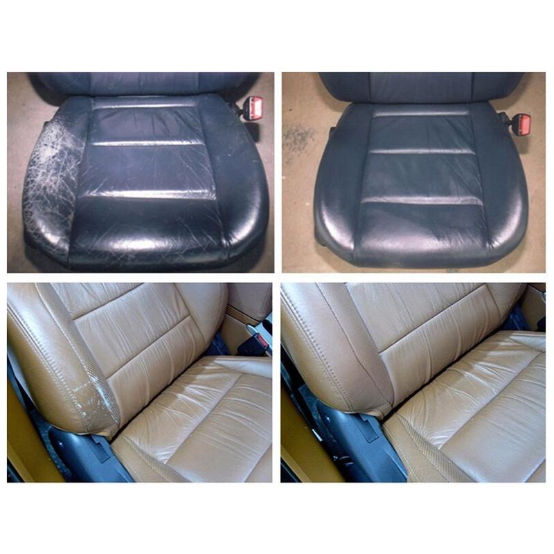 Auto Car Seat Sofa Crack Rip No Heat Liquid Leather Vinyl