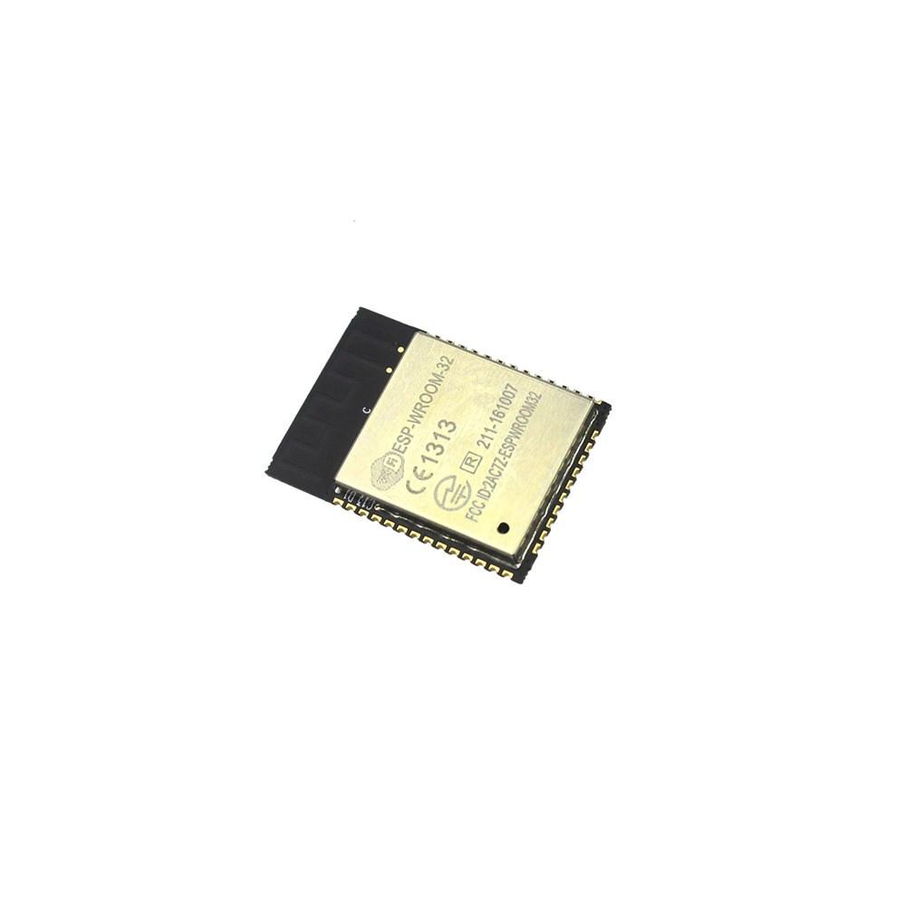 Details about ESP-32S ESP-WROOM-32 ESP32 ESP-32 Bluetooth and WIFI Dual  Core CPU with Low MCU