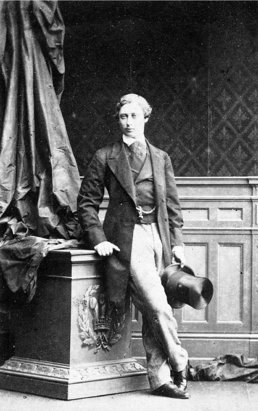 1861. Альберт-Эдуард, принц Уэльский, 20 июня