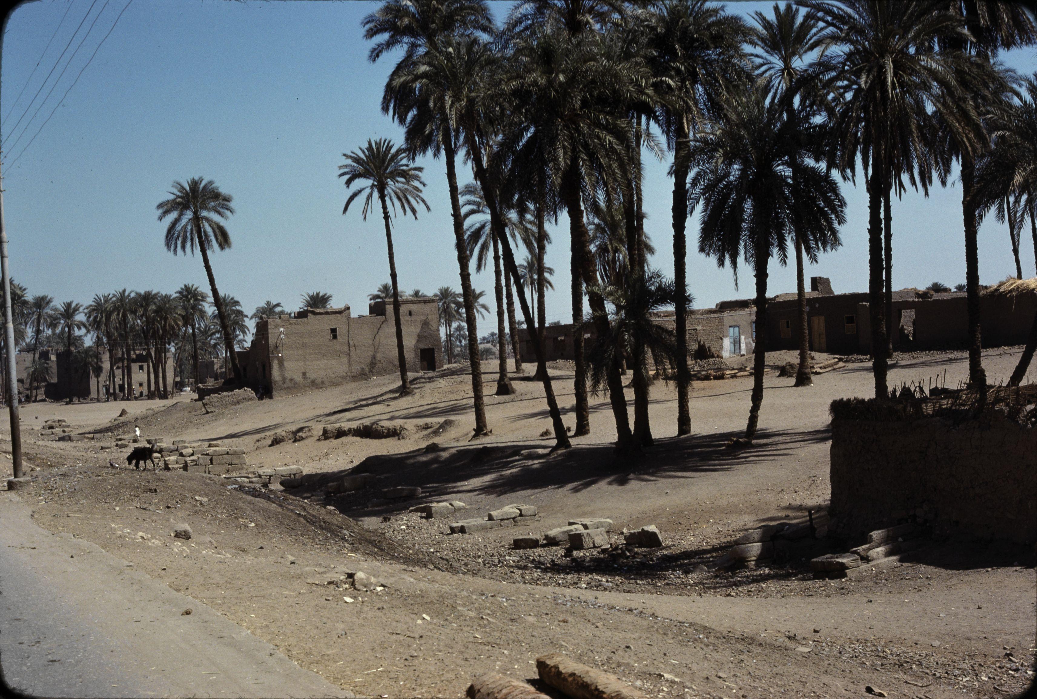 Деревня Карнак