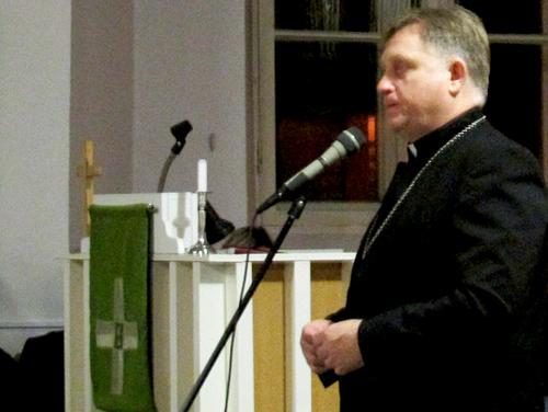 пастор кирхи св.Николая