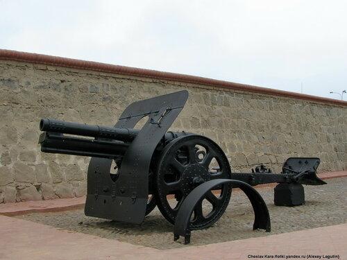 105 мм Bofors (Лима, Перу) _1