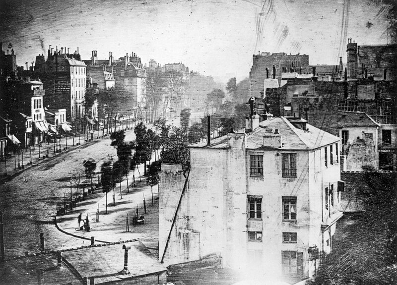 К 180-летию фотоистории. Когда были сделаны первые снимки городов мира?