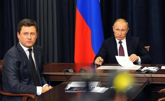Новак доложил Путину о запуске первых энергоблоков двух новых ТЭС в Крыму