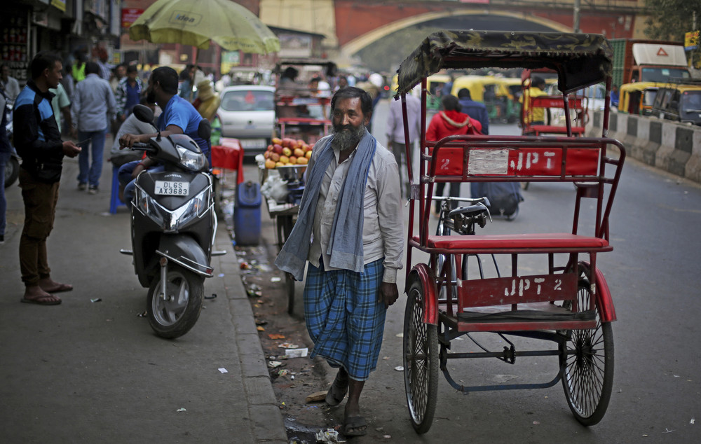 Индия на прошлой неделе