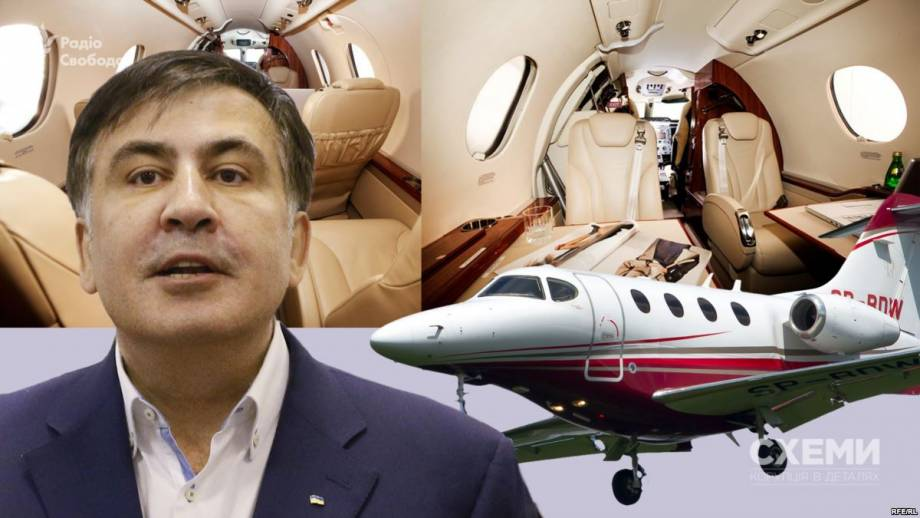 Миграционная служба не знает, кто организовал чартер для Саакашвили – «Схемы»