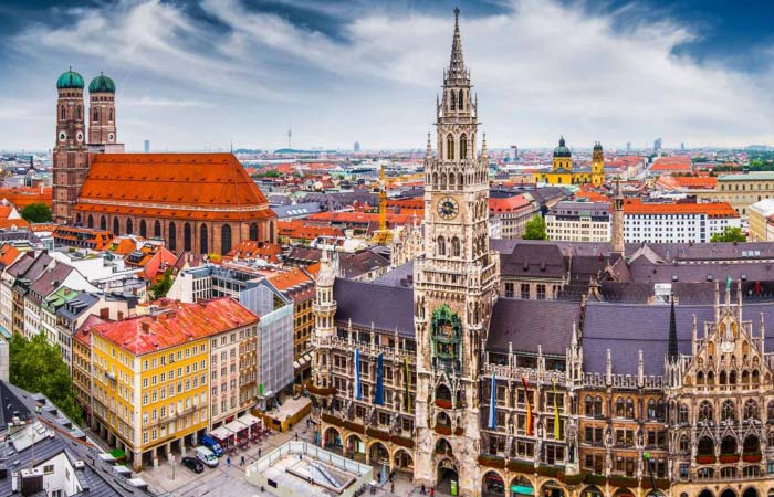 Чем заняться в Мюнхене
