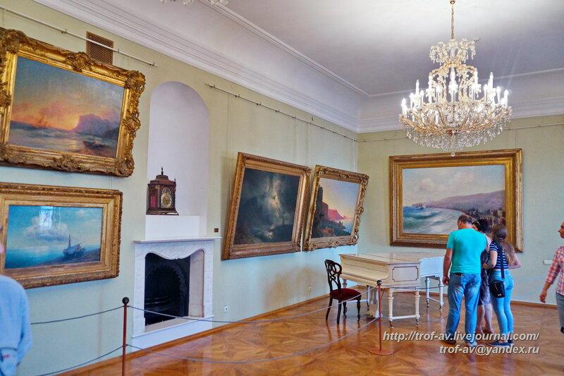 Музей Айвазовского, Феодосия