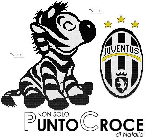 Zebra Juventus portachiavi | Uncinetto amigurumi, Amigurumi ... | 471x500