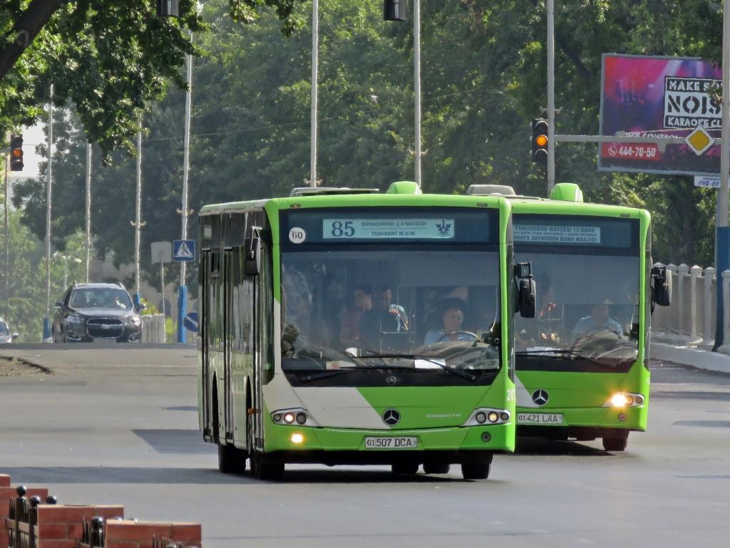 Рейтинг автопарков Ташкента