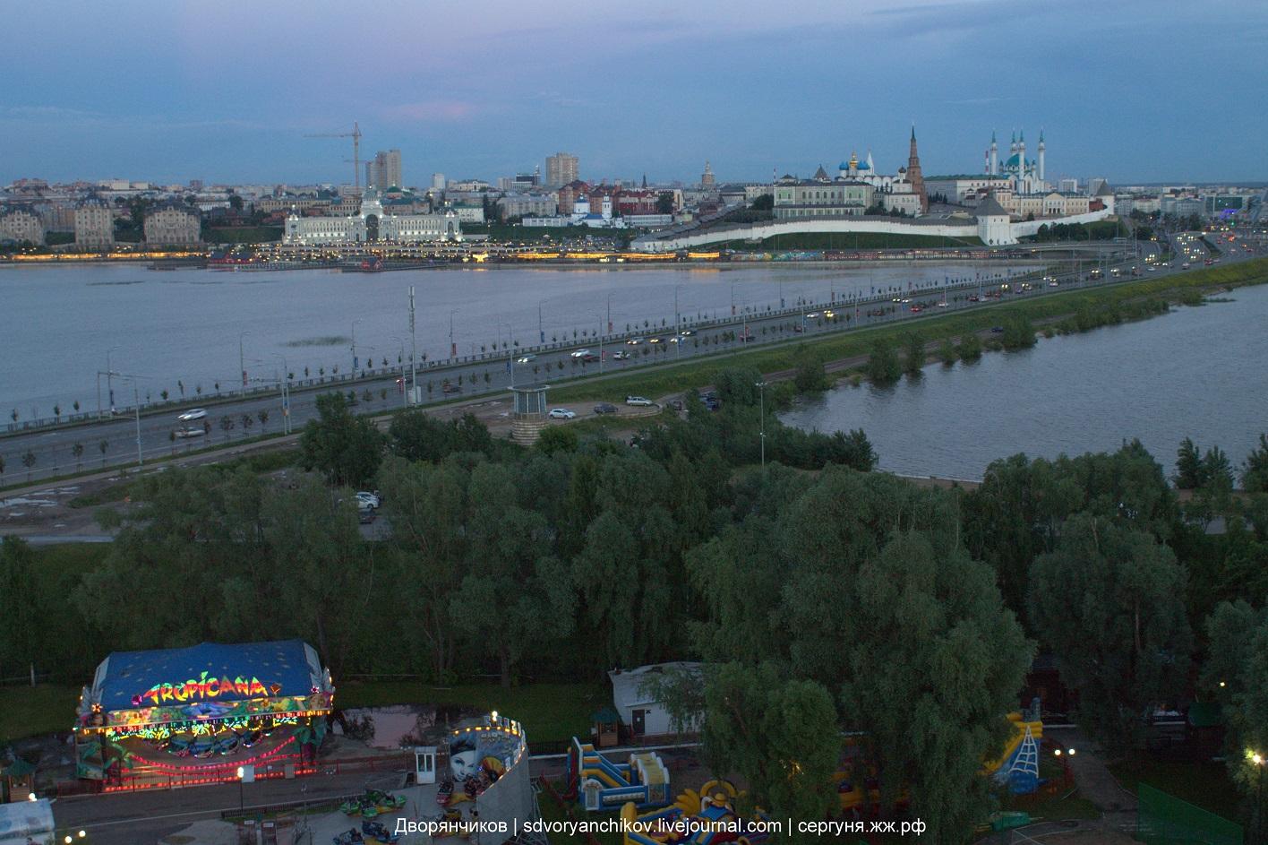 Казань - 23 июня 2017