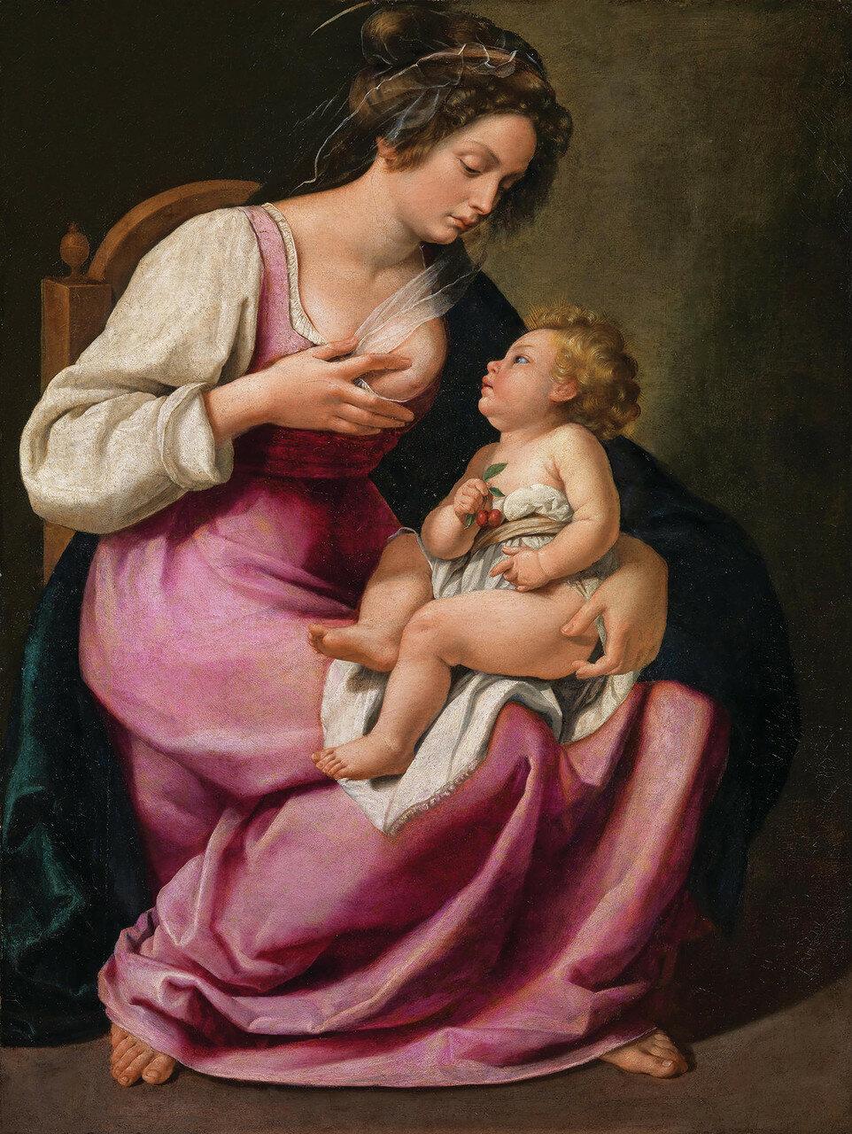 gentileschi-artemisia_madonna-and-child_pitti_inv1890_n