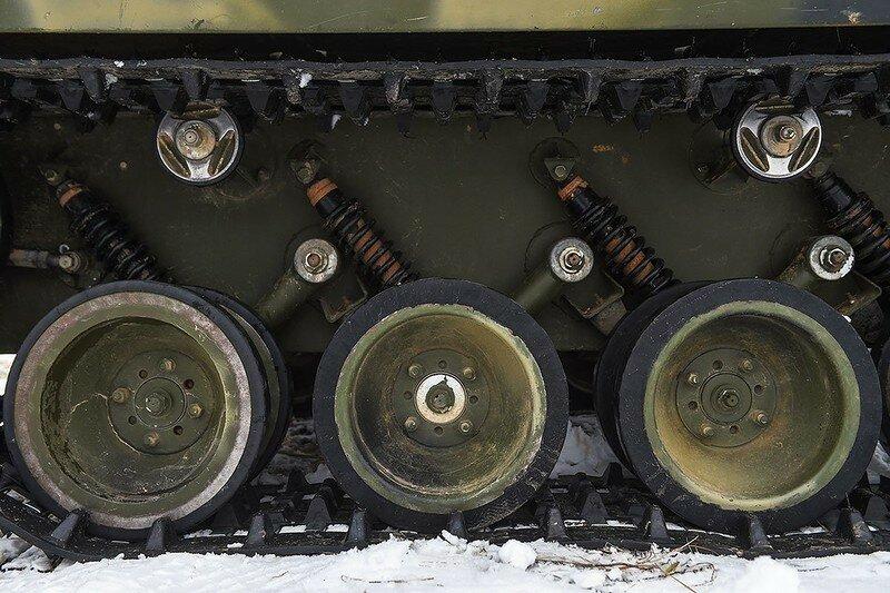 0 17f834 acb89aad XL - Нерехта - боевой робот Красной Армии
