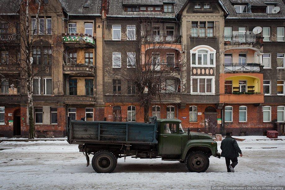 Довоенные фотографии города: