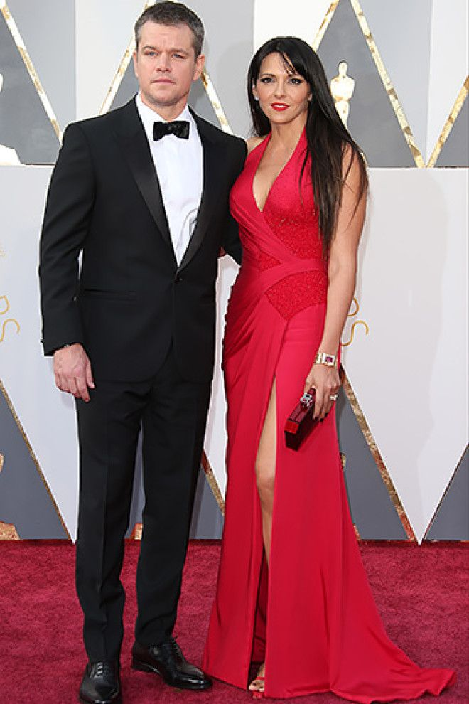 С 2005 года женат на аргентинской барменше Лусиане Босан Барросо.    Патрик Демпси