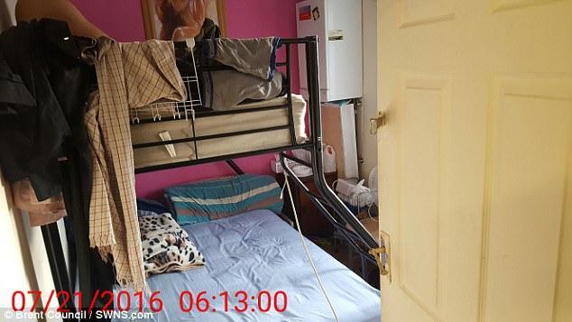 Незаконная аренда жилья в трущобах Лондона