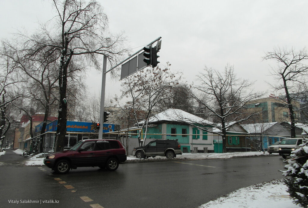 Частные дома на Гоголя.