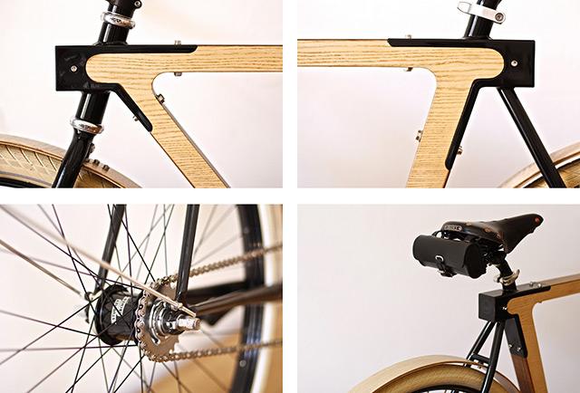 The WOOD.b Bike by BSG